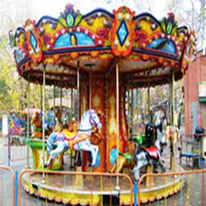 Парки культуры и отдыха Мурома
