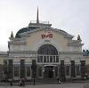 Железнодорожные вокзалы в Муроме